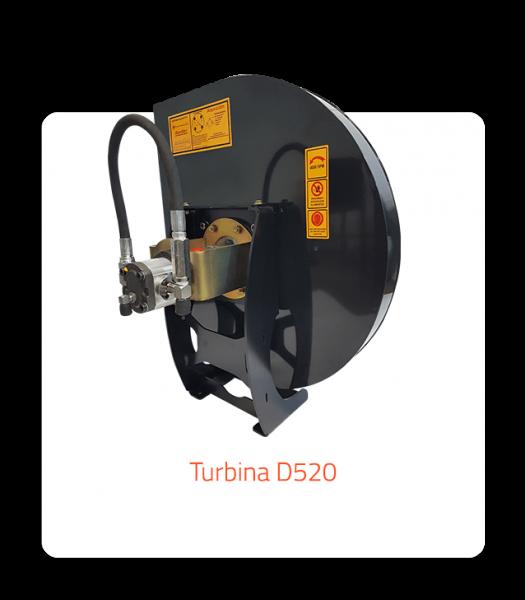 Turbina D520